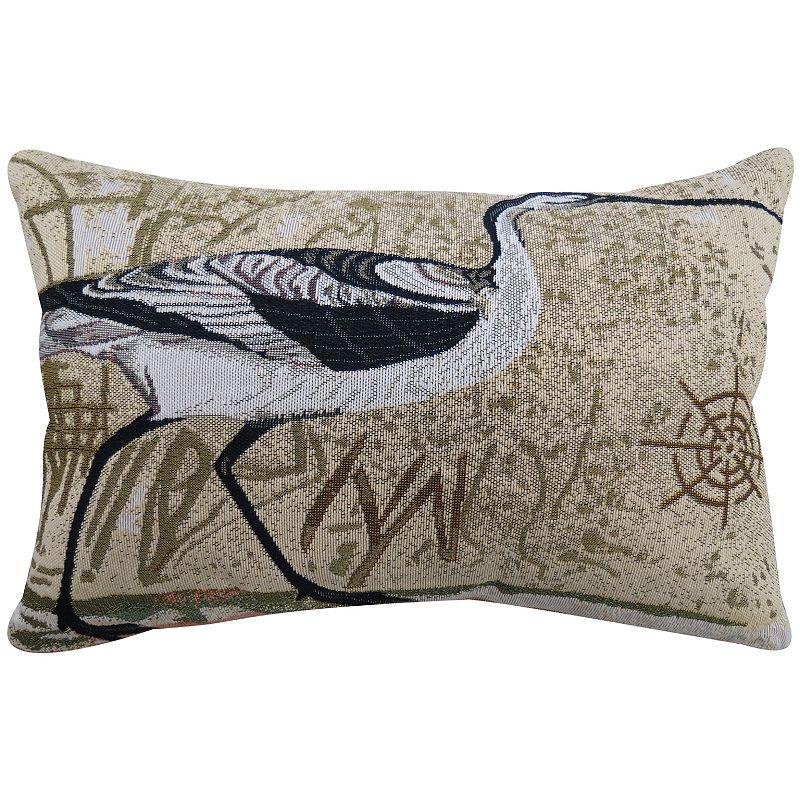 Polyester Bird Pillow Kohl s