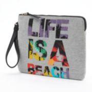 Juicy Couture Wet Bag Bikini Wristlet