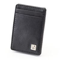 Dockers® Slim Black Card Case Wallet - Men