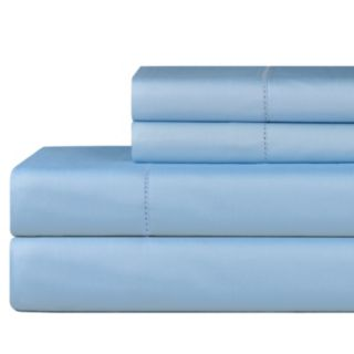 Pointehaven 600-Thread Count SuPima Cotton Deep-Pocket Sheets
