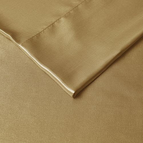 2000 SERIES 4-PIECE MICROFIBER SOLID SHEET SET SOFT BEDDING ALL SIZES 17 COLORS!