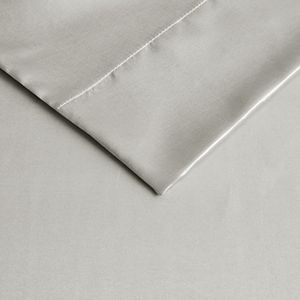 Madison Park Essentials Satin Wrinkle-Free Luxurious 6-Piece Sheet Set