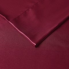 Madison Park Essentials 6 pc Satin Sheets
