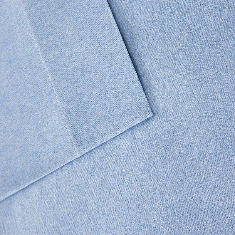 Patterned Jersey Knit Sheets : INK+IVY JERSEY KNIT SHEETS