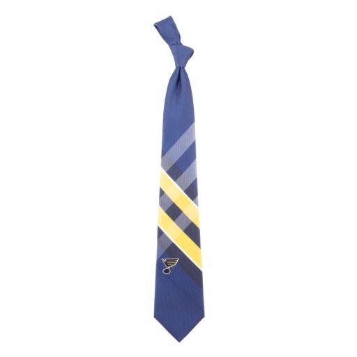 St. Louis Blues Grid Tie