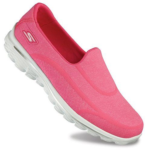 6a6ac588947 Skechers GOwalk 2 Super Sock Women s Slip-On Walking Shoes