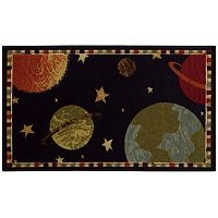 StyleHaven KidsTown Planets Rug