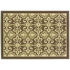 StyleHaven Montgomery Repeat Indoor Outdoor Rug