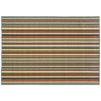 StyleHaven Montgomery Striped Indoor Outdoor Rug