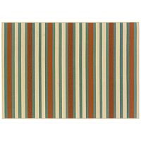 StyleHaven Montgomery Wide Stripe Indoor Outdoor Rug