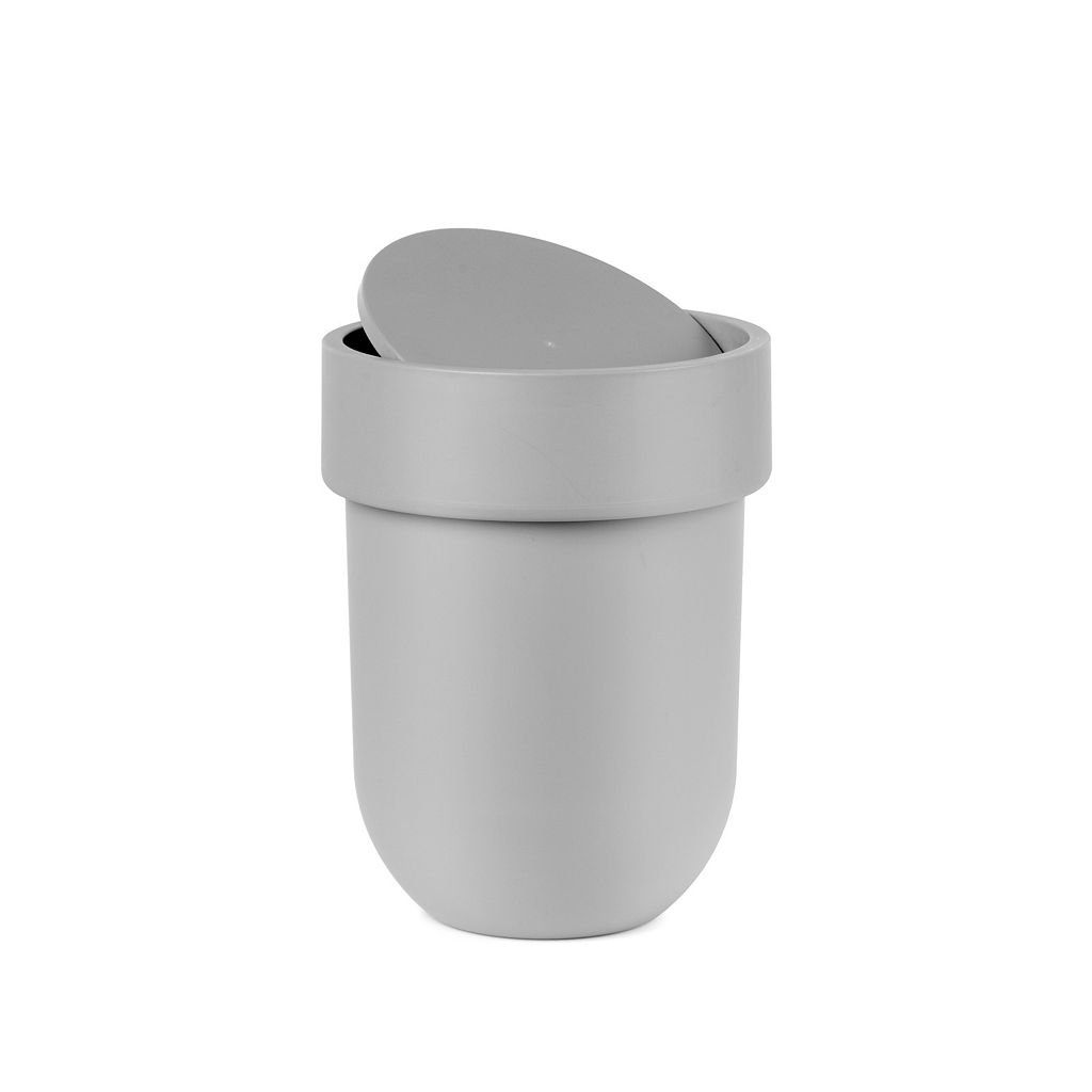 Umbra Touch Lidded Wastebasket
