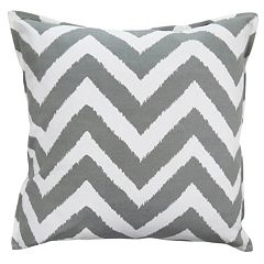 Park B. Smith Chevron Square Throw Pillow