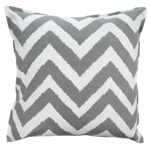 Park B. Smith Chevron Square Throw Pillow