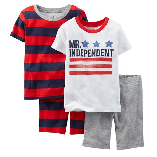 Independent Tee Carters Baby Boys Mr