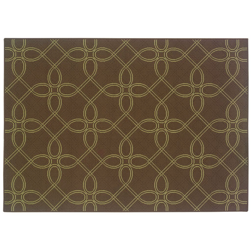 StyleHaven Montgomery Loop Indoor Outdoor Rug