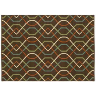 StyleHaven Montgomery Geometric Indoor Outdoor Rug