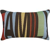 Park B. Smith ''Family'' Throw Pillow
