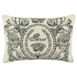 Park B. Smith Paris Postage Rectangular Throw Pillow