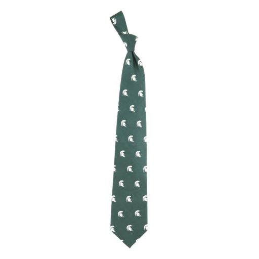Michigan State Spartans Prep Tie