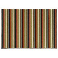 StyleHaven Ariel Geometric Stripe Rug