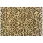 StyleHaven Anna Floral Ikat Wool Rug