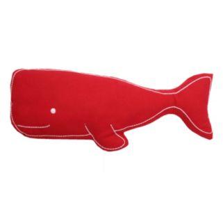 Thro by Marlo Lorenz Wally Whale Throw Pillow