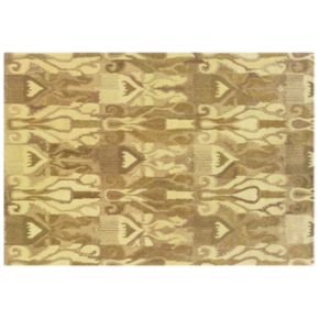 StyleHaven Anna Abstract Ikat Wool Rug