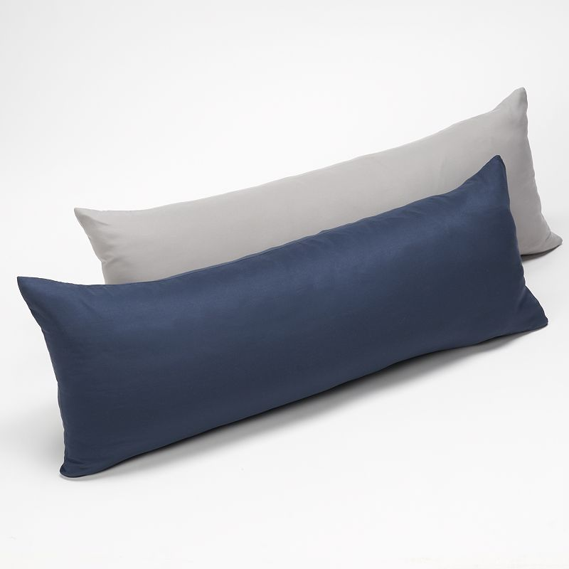 simple by design 2 pk microfiber body pillow covers With body pillow cases kohls