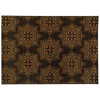 StyleHaven Parson Floral Medallion Rug