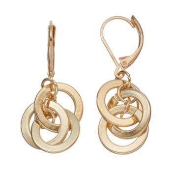 Dana Buchman Drop Earrings