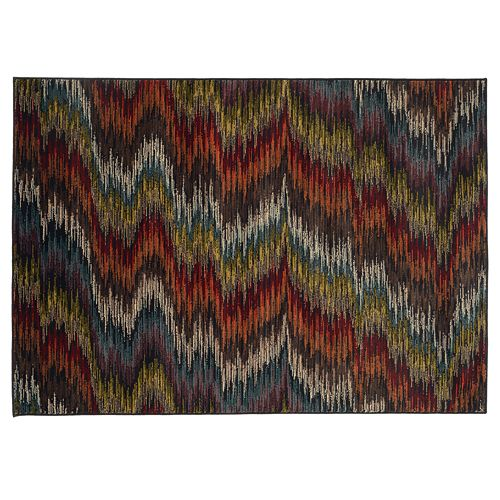 StyleHaven Elliott Scribble Abstract Rug