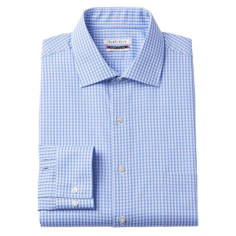 Van heusen shirt kohl 39 s for Van heusen shirts flex collar