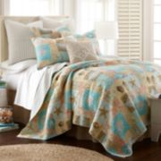 Bahamas Reversible Quilt - Full / Queen