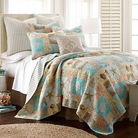 Bahamas Reversible Quilt - King
