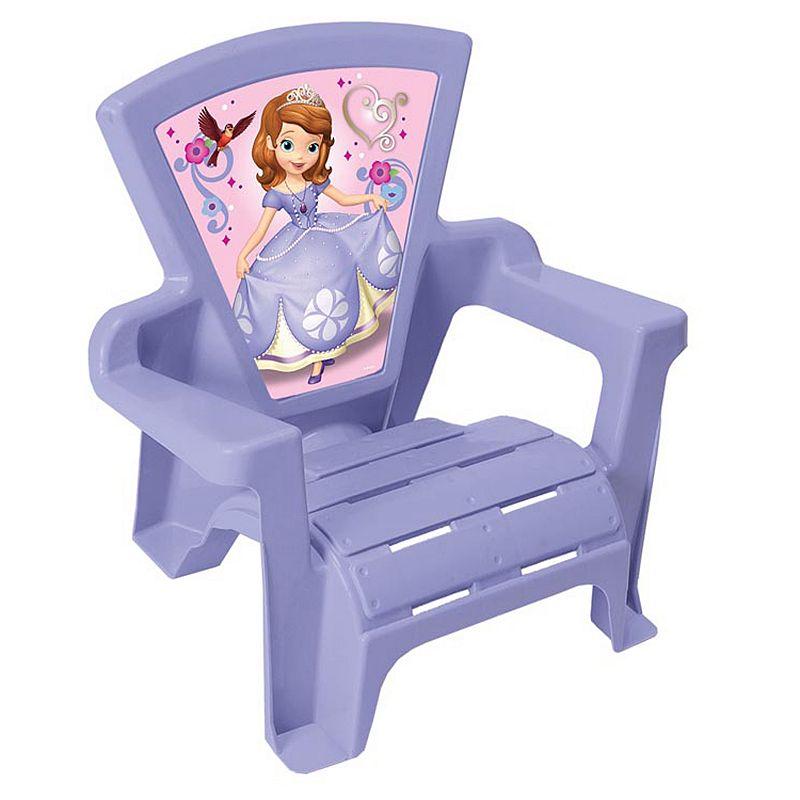 Chapter Mini Plastic Adirondack Chair Sab Ratt