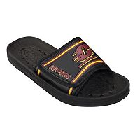 Adult Central Michigan Chippewas Slide Sandals