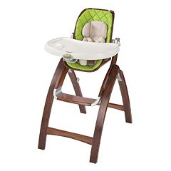 Summer Infant Bentwood High Chair