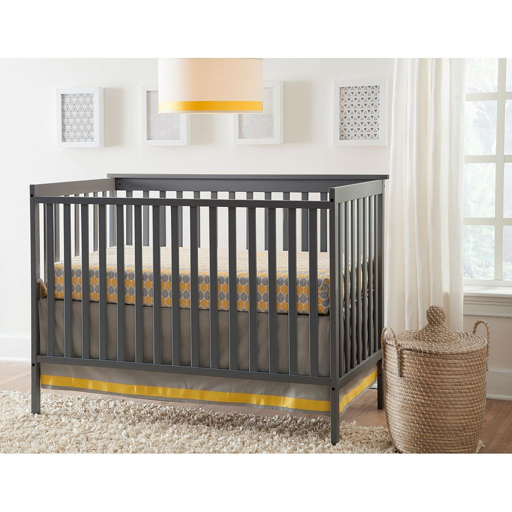 Stork Craft Sheffield II 2-in-1 Convertible Crib
