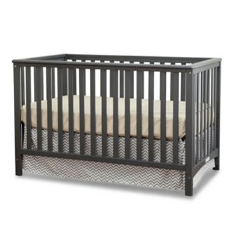 Stork Craft Hillcrest 3-in-1 Convertible Crib