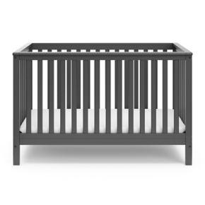 Stork Craft Hillcrest 3-in-1 Convertible Crib