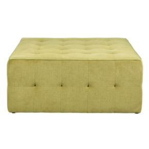 Madison Park Zeus Oversized Ottoman