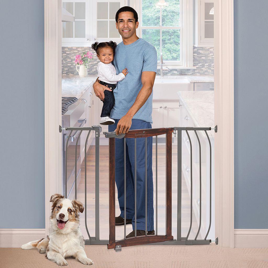 Summer Infant 30'' Walk-Thru Safety Gate