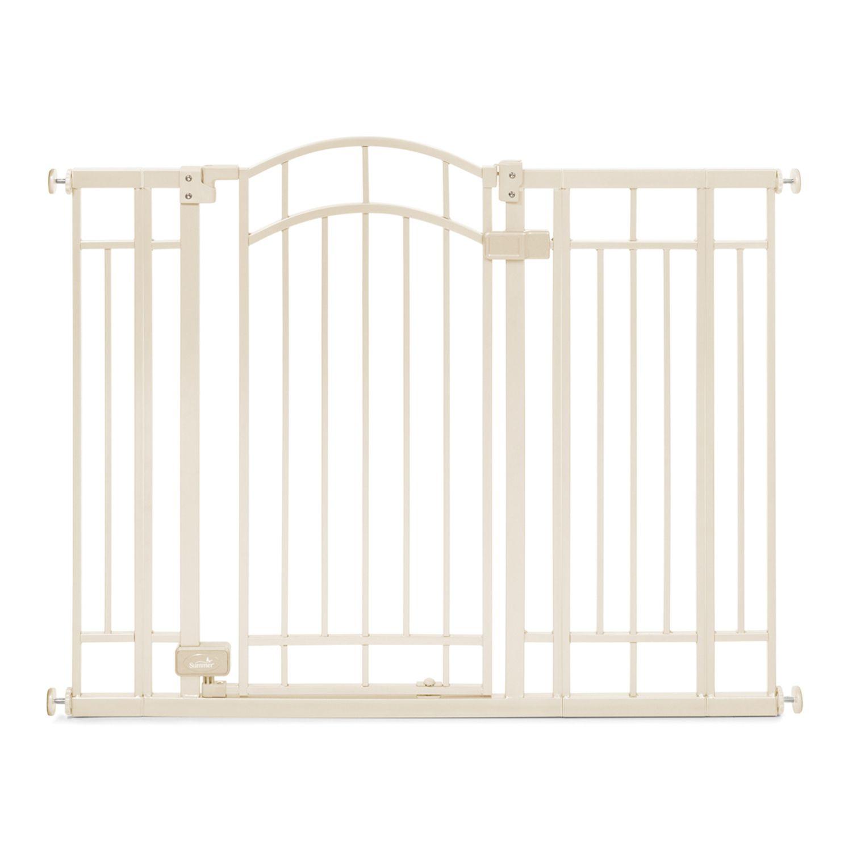 Summer Infant Extra Tall 36u0027u0027 Walk Thru Safety Gate