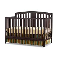 Stork Craft Greyson 4-in-1 Convertible Crib