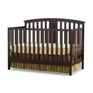 Stork Craft Greyson 3-in-1 Convertible Crib