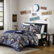 Mi Zone Andrew Coverlet Set