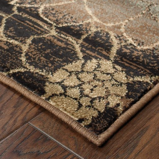 StyleHaven Henderson Ombre Floral Rug