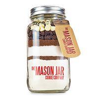 Mason Jar Cookie Company 20.2-oz. Triple Chocolate Cookie Mix In a Jar