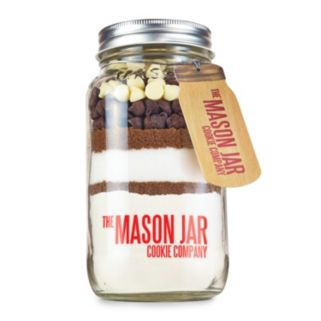 Mason Jar Cookie Company 20.2-oz. Triple Chocolate Cookie Mix In a Jar