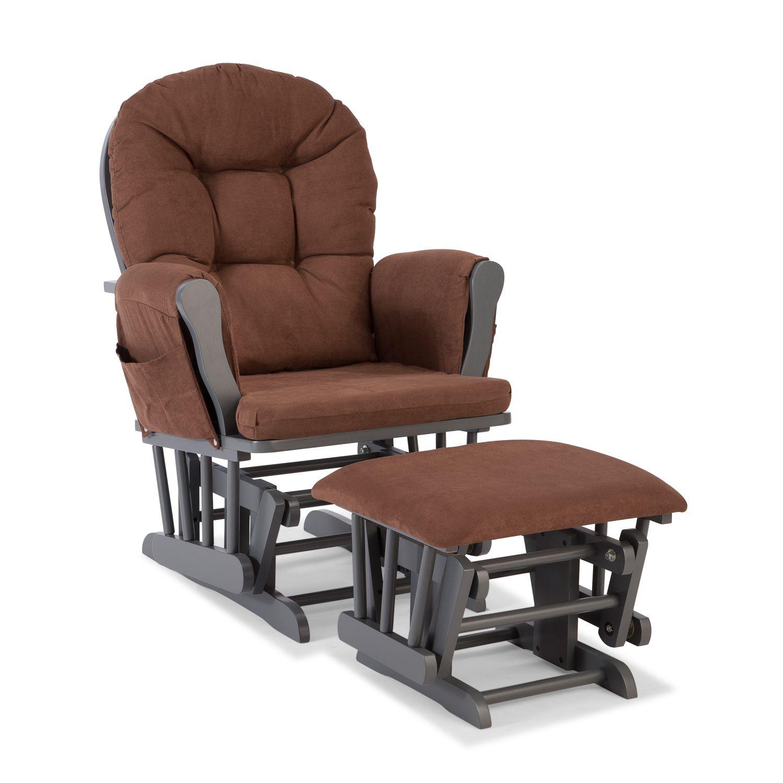 Superbe Stork Craft Hoop Custom Glider Chair U0026 Ottoman Set